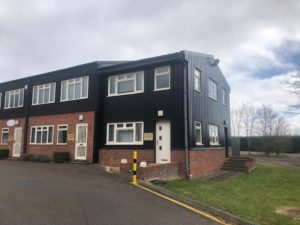 Cambridge offices to let at Copley Hill