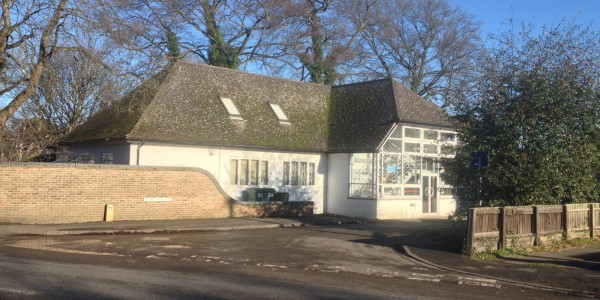 Offices to let in Shelford