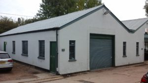 Milton Industrial unit to let - Cambridge