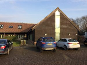 Offices to let at Stow Court Cambridge