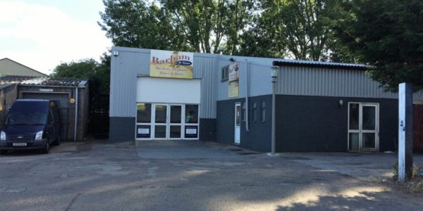 Newmarket industrial unit for rent