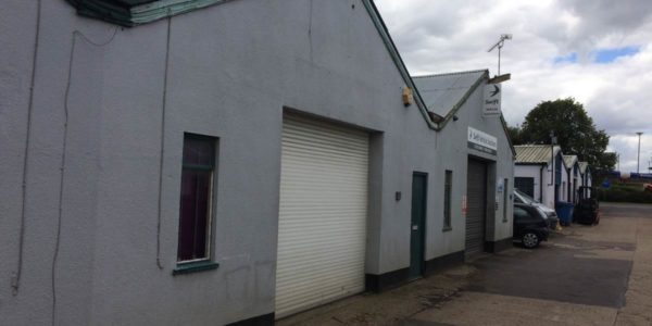 Cambridge industrial unit for sale