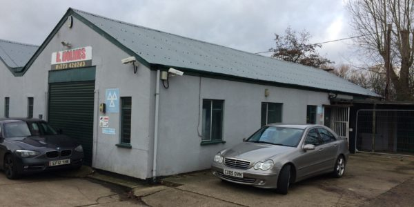 Industrial unit for rent in Cambridge