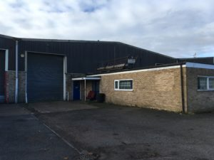 Industrial unit to let in Cottenham