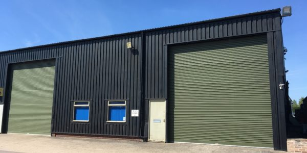 Industrial unit to let Babraham, Cambridge