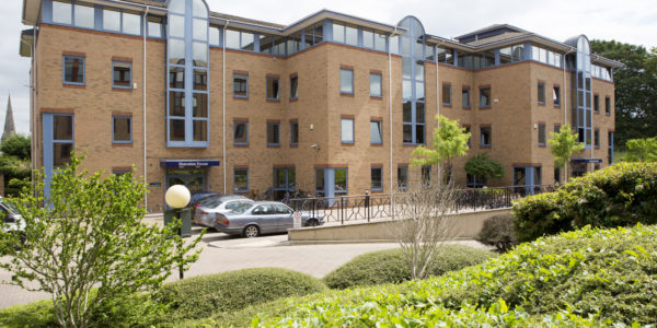 Serviced offices to let in Cambridge
