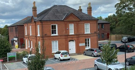 Office investment for sale in Newmarket