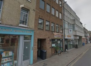 Cambridge offices to let Regent Street