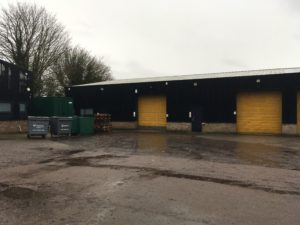 north Cambridge industrial unit to let
