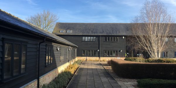Shelford offices to let at Magog Court