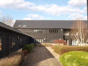 Cambridge office space to let