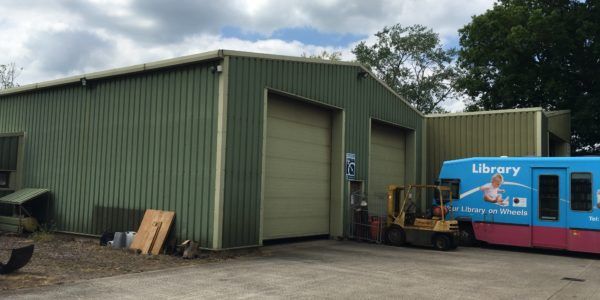 Alconbury Unit to let