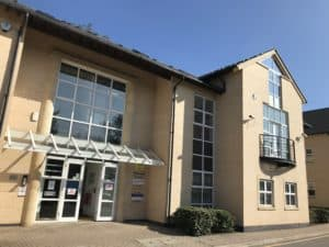 Shelford offices to let at Mill Court