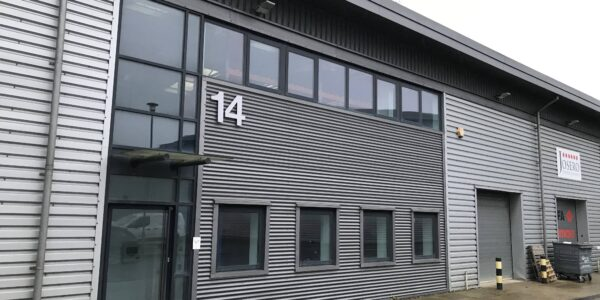 Buckingway Business Park Swavesey unit to let
