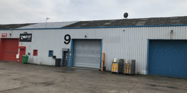 Newmarket industrial unit for sale