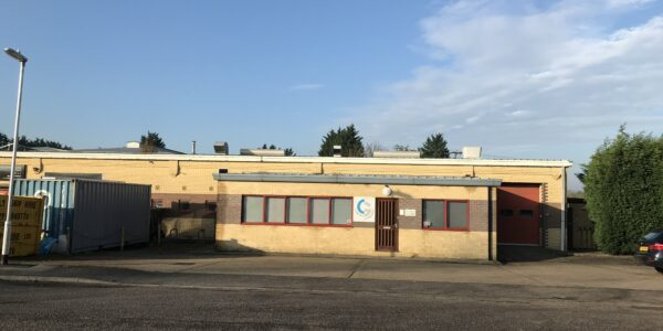 Cottenham industrial unit for rent