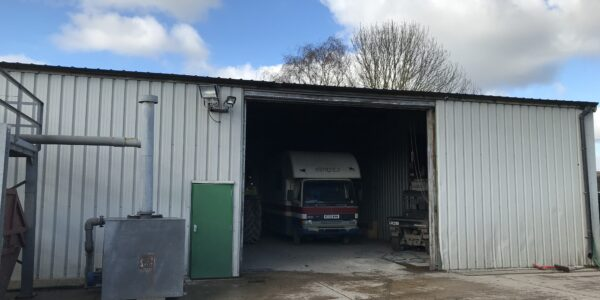 industrial unit to let Meldreth
