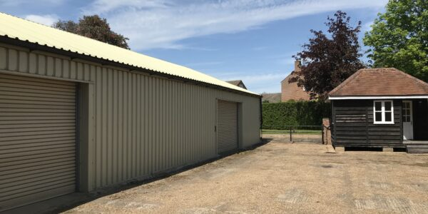Pampisford industrial unit to let